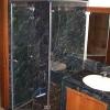 Ferienhaus Hoerbranz Dusche